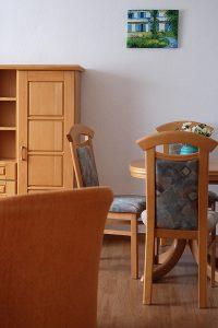 MWG-Gästewohnung - Wohnbereich
