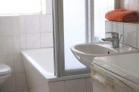 MWG-Gästewohnung - Bad