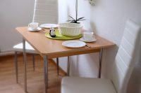 MWG-Gästewohnung - Esstisch