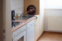 MWG-Gästewohnung - Blick in die Küche
