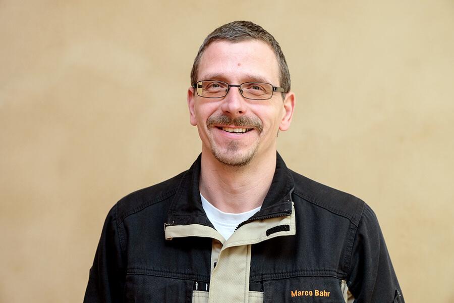 Marco Bahr, Reparatur- und Hausmeisterservice bei der MWG