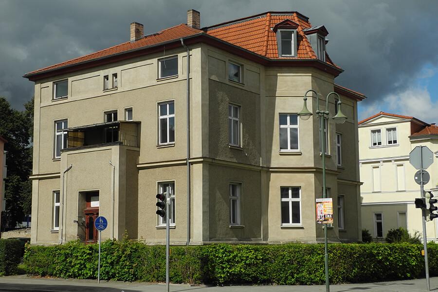 Das um 1888 erbaute Herrenhaus wurde 2 Jahre lang saniert und umgestaltet