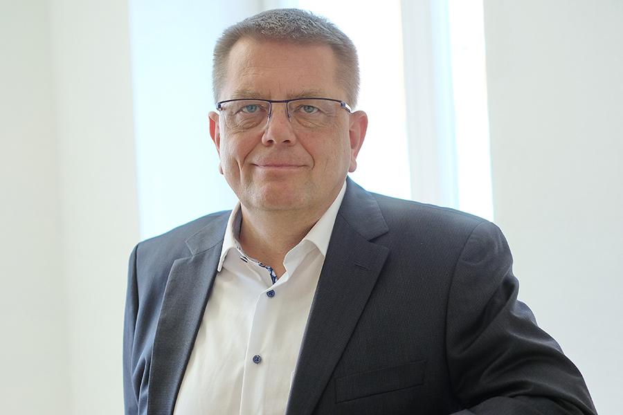 Dirk Walde - neuer Vorastand ab 1. Aprill 2020